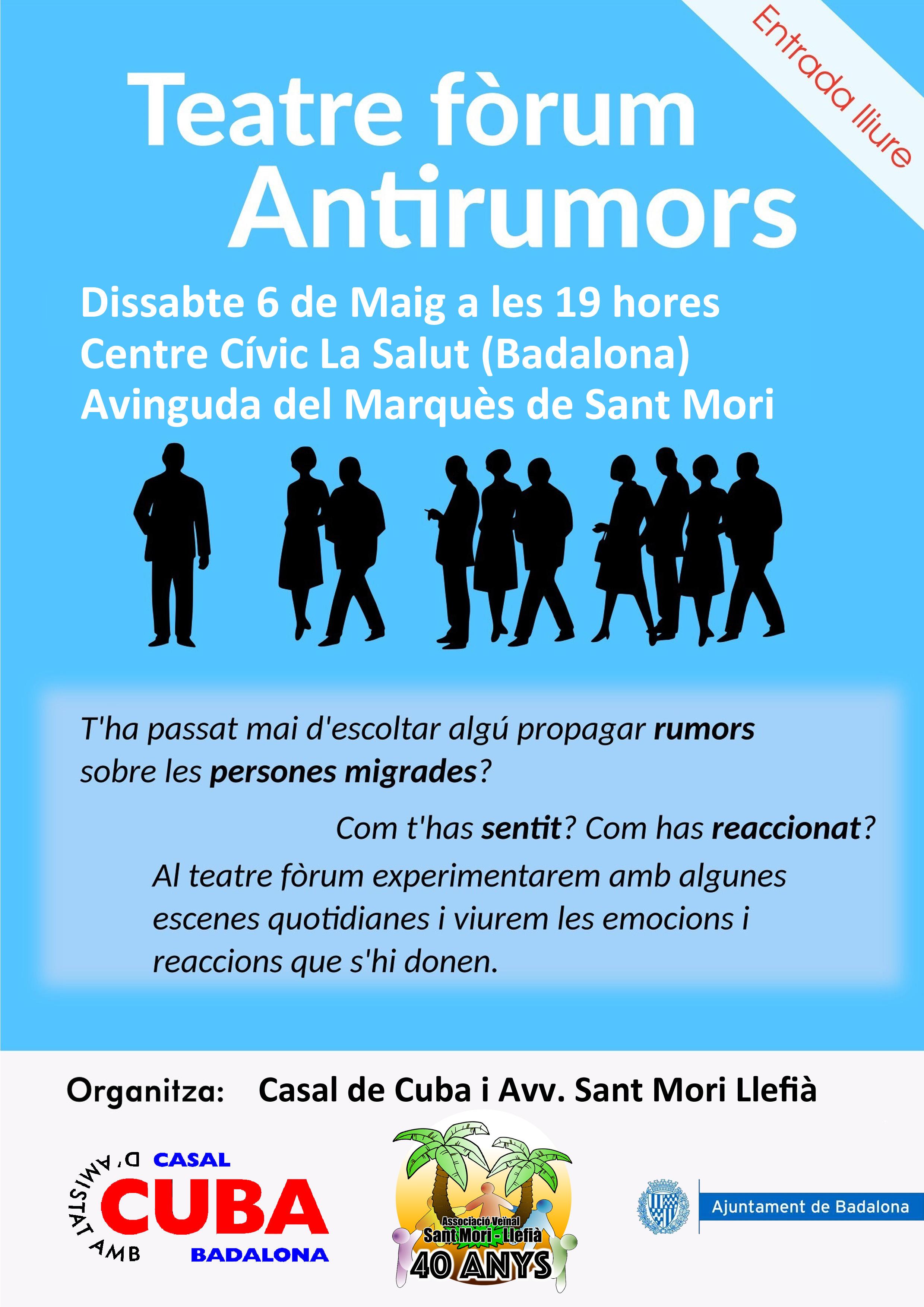 cartel teatre rumors